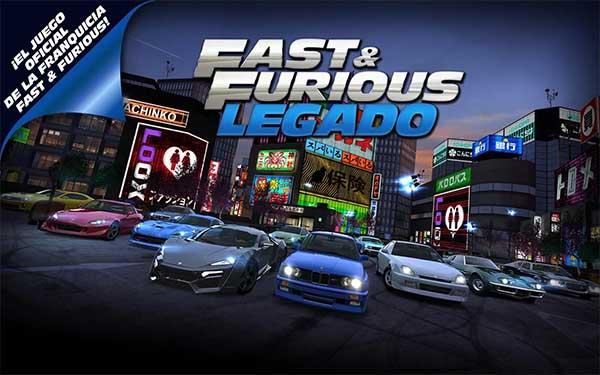 Новый Fast and Furious доступен для устройств Android