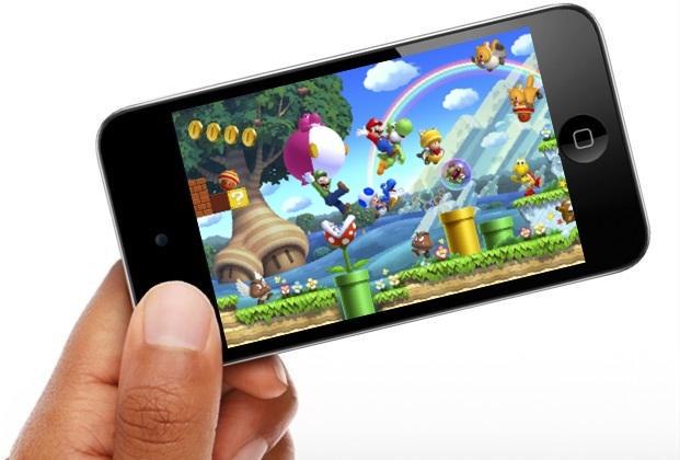 Игры Nintendo теперь доступны и для устройств Android