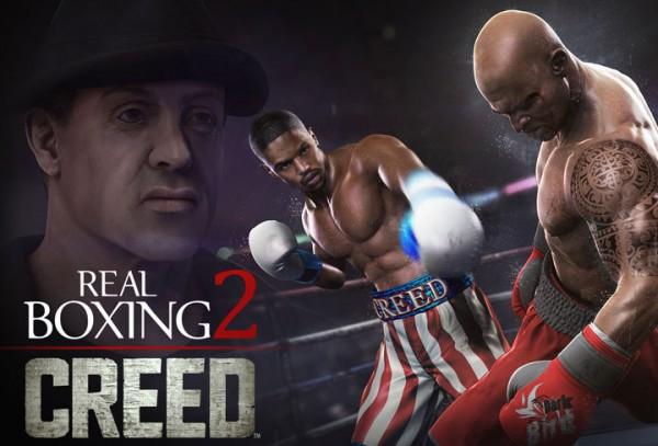 Картинка 2 Лучшие игры февраля 2016 года: Real Boxing 2 CREED и KENDALL & KYLIE